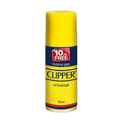Ricarica gas Clipper 90ml + 10ml