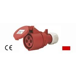 Presa industriale IP44 400V 16A-6h 3P+T