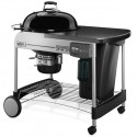 Barbecue a carbone Weber Performer Deluxe GBS Gourmet Black ø57 cm