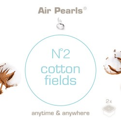 Capsula di profumo Air Pearls Ipuro - No 2 Cotton Fields