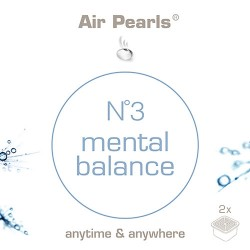 Capsula di profumo Air Pearls Ipuro - No 3 Mental Balance