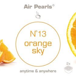 Capsula di profumo Air Pearls Ipuro - No 13 Orange Sky