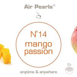 Capsula di profumo Air Pearls Ipuro - No 14 Mango Passion