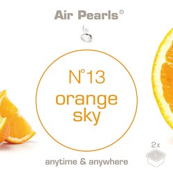 Capsula di profumo Air Pearls Ipuro - No 13 Orange Sky