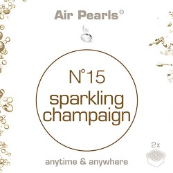 Capsula di profumo Air Pearls Ipuro - No 15 Sparkling Champaign