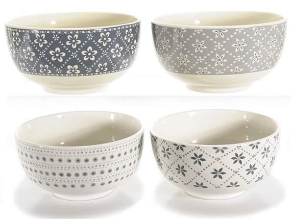 Ciotole In Ceramica.Ciotola In Ceramica Decorata
