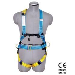 Imbracatura Maurer anticaduta con cintura di posizionamento