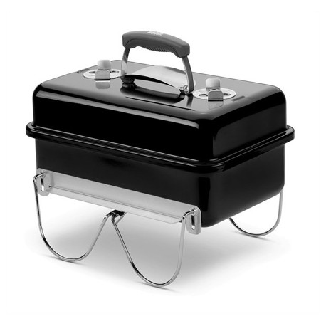 Barbecue a carbone Weber Go-Anywhere Black