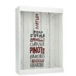 Box frame Vino - cm 35x25x9