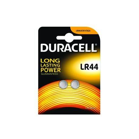 Batteria a bottone Duracell LR44