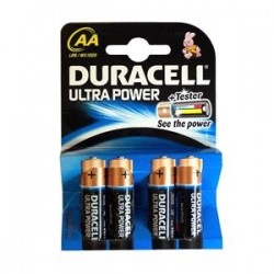Batteria Ultra Power AA Duracell