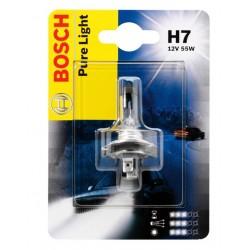 Lampadina Auto H7 55 watt Bosch