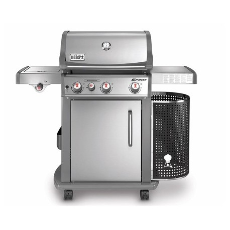 Barbecue a gas Weber Spirit Premium S-330 GBS Inox