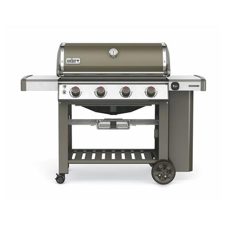 Barbecue a gas Weber Genesis II E-410 GBS Smoke Grey