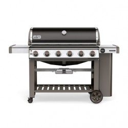 Barbecue a gas Weber Genesis II E-610 GBS Black