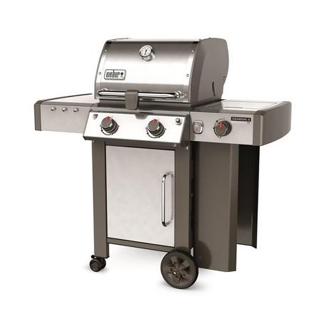 Barbecue a gas Weber Genesis II LX E-240 GBS Inox