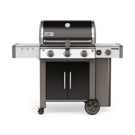 Barbecue a gas Weber Genesis II LX E-340 GBS Black