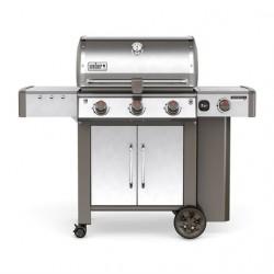 Barbecue a gas Weber Genesis II LX E-340 GBS Inox