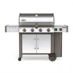 Barbecue a gas Weber Genesis II LX E-440 GBS Inox