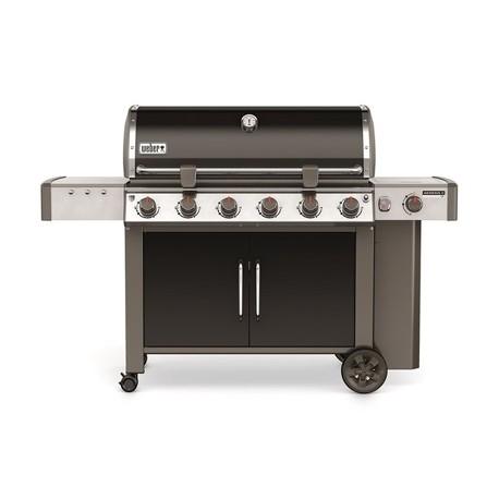 Barbecue a gas Weber Genesis II LX E-640 GBS Black