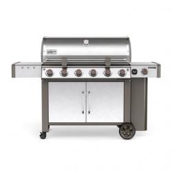 Barbecue a gas Weber Genesis II LX E-640 GBS Inox
