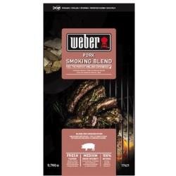 Miscela chips Weber per carne di maiale