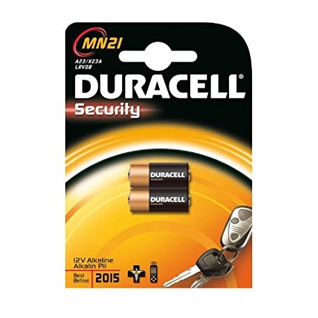 Batteria Duracell per telecomando 12 V