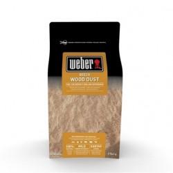 Polvere per affumicatura a freddo Weber - Faggio
