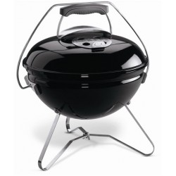 Barbecue a carbone Weber Smokey Joe Premium Ø37cm Black