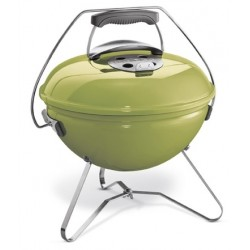 Barbecue a carbone Weber Smokey Joe premium Ø37cm Spring green