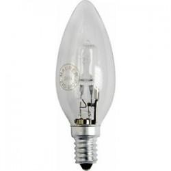 Lampada alogena oliva MAURER E14 28W