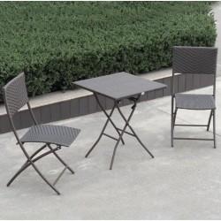 Tavolo ERICE - 60x60x70H cm