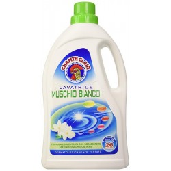 Detersivo lavatrice muschio bianco Chanteclair  L.1