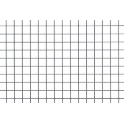 Rete elettrosaldata zincata dalle dimensioni 1200x2400 D.3  30x30