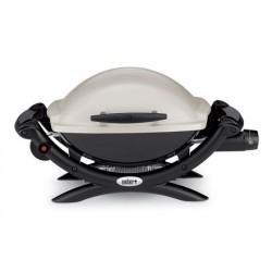 Barbecue a gas Weber Q 1000 Titanium