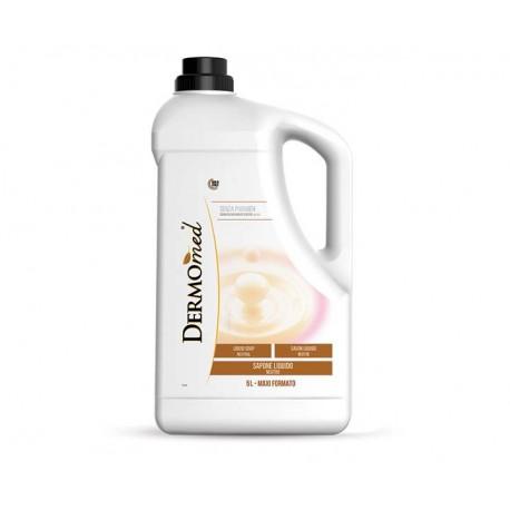 Sapone liquido neutro dermomed 5 lt - Sapone neutro per pulizie casa ...