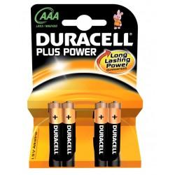 Batteria Duracell AAA