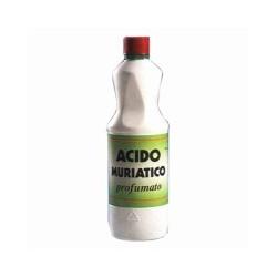Acido muriatico cloridrico - 1 lt
