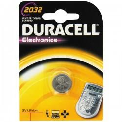 Batteria a bottone Duracell 2032
