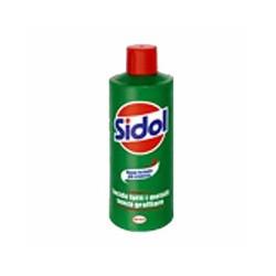 Pulitore metalli Sid30T Sidol - 150 ml