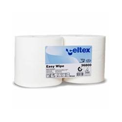 Carta ovattata professionale Celtex Easy Wipe 800 strappi - 2 rotoli