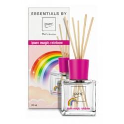 Diffusore di profumo con bastoncini 50ml - Rainbow