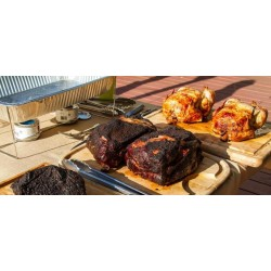 A scuola di barbecue con Weber - Sabato 16 giugno 2018 Presso il punto vendita di Medolago BG
