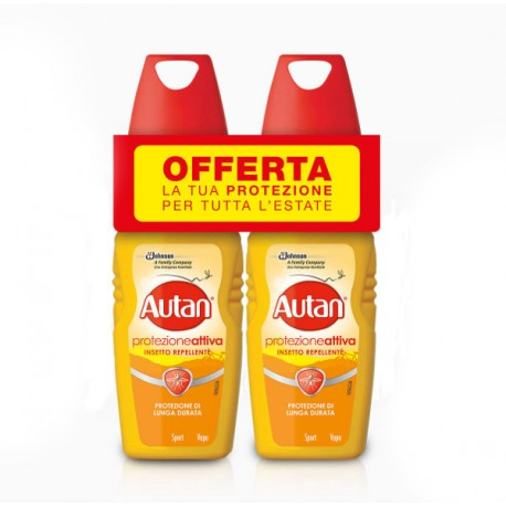 Autan Active Vapo -  2x100 ml