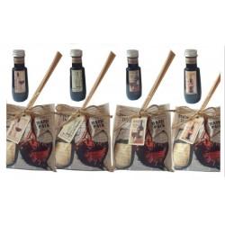 Diffusore di fragranza con bastoncini Les Epiciers - Profumo Divino 100 ml
