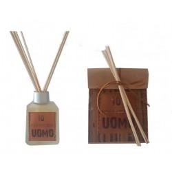 Diffusore di fragranza con bastoncini Les Epiciers - Io, Uomo