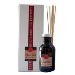 Diffusore di fragranza con bastoncini Les Epiciers - Profumo Divino 250 ml