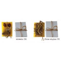 Tag in cera d'api Les Epiciers - Aria di montagna