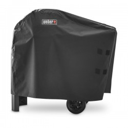 Custodia Weber Premium per barbecue Pulse 2000 con carrello