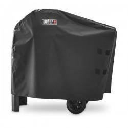 Custodia Weber Premium per barbecue Pulse 2000 con carrello